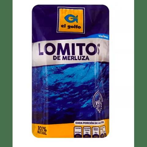 LOMITO DE MERLUZA - 4 UNIDADES