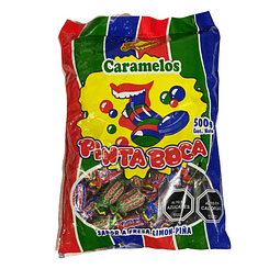 CARAMELOS PINTA BOCA - 500 GR