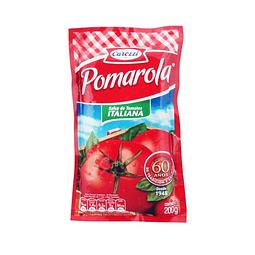 SALSA TOMATE POMAROLA - 200GR