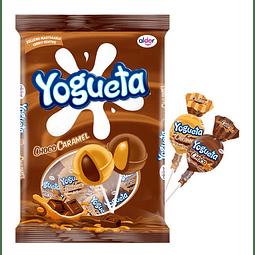 YOGUETA CHOCO CARAMEL - 320 GR