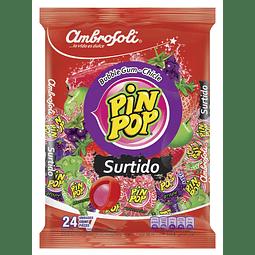 PIN PON SURTIDO - 24 UNIDADES
