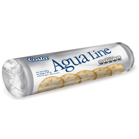 GALLETA AGUA LINE - 210 GR
