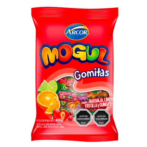 MOGUL GOMITAS - 400GR