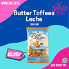 BUTTER TOFFEES LECHE - 350 GR