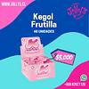 KEGOL FRUTILLA - 48 UNIDADES
