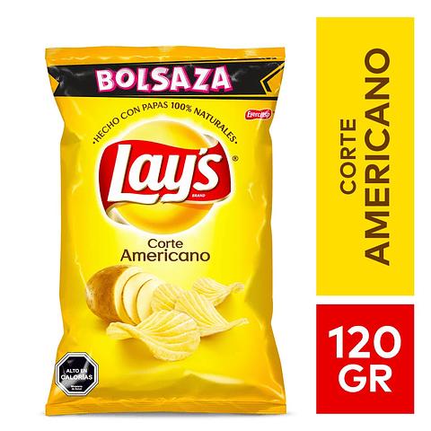 BOLSAZA PAPA LAYS - 120GR