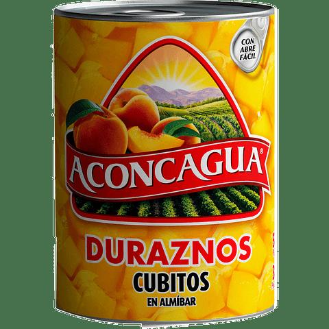 DURAZNOS CUBITOS - 590GR