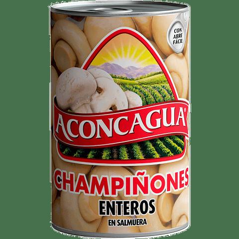 CHAMPIÑONES ENTEROS - 400GR