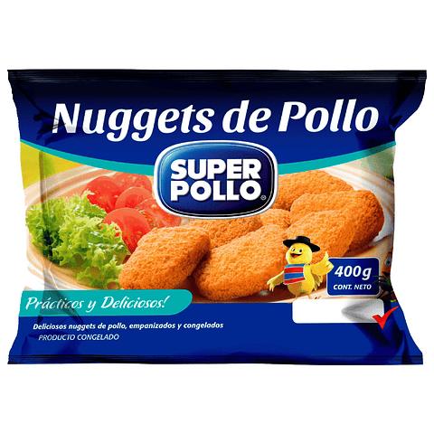 NUGGETS POLLO - 400 Gr