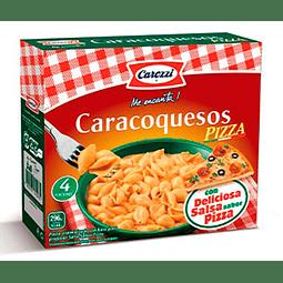 CARACOQUESOS - PIZZA