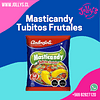 MASTICANDY TUBITOS - 400GR