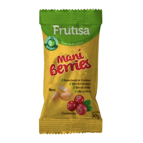 MANI BERRIES - 30 GR
