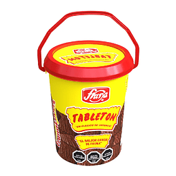BALDE DE TABLETON- 200 UNIDADES (1.3KG)