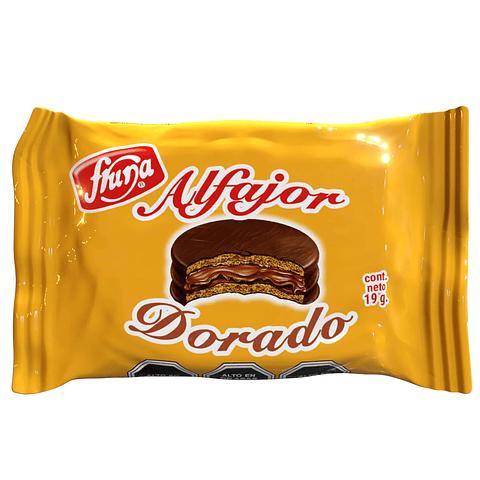 ALFAJOR DORADO - 20 UNIDADES