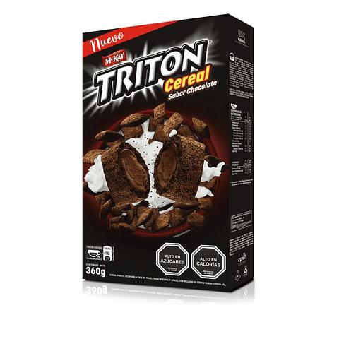 CEREAL TRITON CHOCOLATE - 360GR