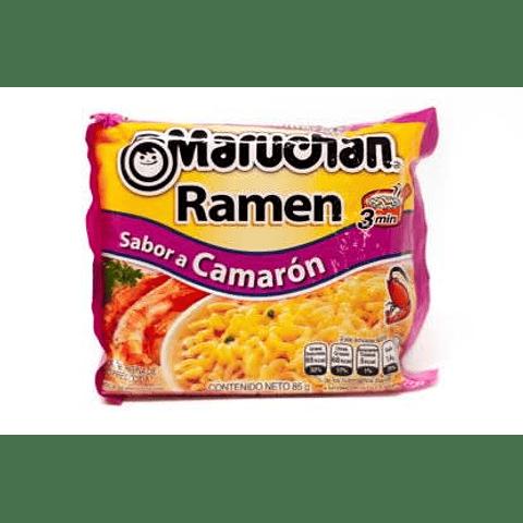 MARUCHAN RAMEN CAMARON - 85 GR