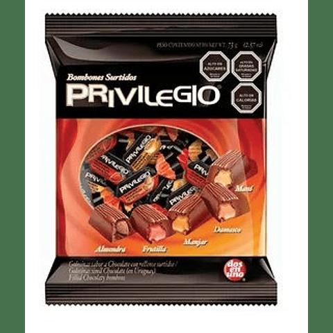 PRIVILEGIO - 40 UNIDADES