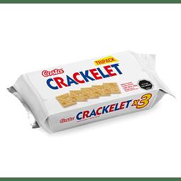 PACK GALLETA CRACKELET -  255 GR