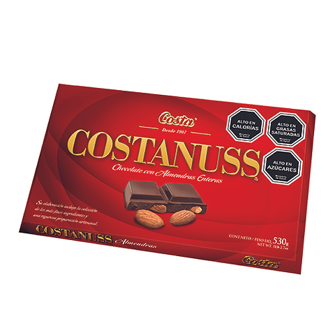 CHOCOLATE COSTANUSS - 530 GR