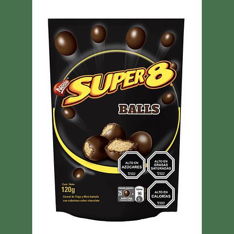 SUPER 8 BALLS - DOYPACK
