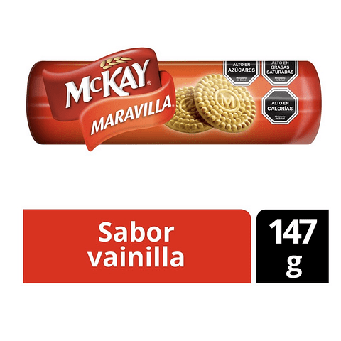 GALLETA MARAVILLA - 147 GR