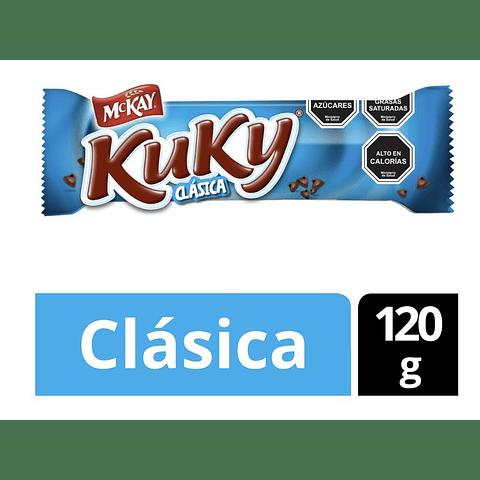 GALLETA KUKY - 120 GR