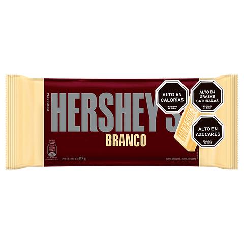 HERSHEYS BRANCO - 92 GR