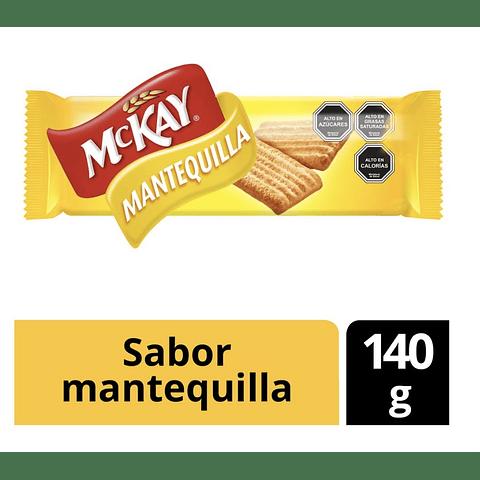 GALLETA MANTEQUILLA - 140 GR
