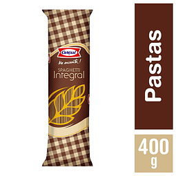 SPAGUETTI INTEGRAL - 400 GR