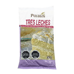TRES LECHES - 400GR