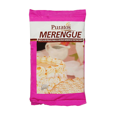 MERENGUE - 400GR