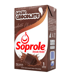 LECHE DE CHOCOLATE - LITRO