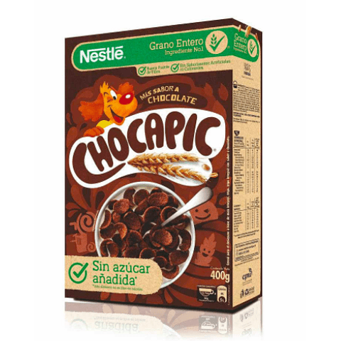 CEREAL CHOCAPIC - 400 GR