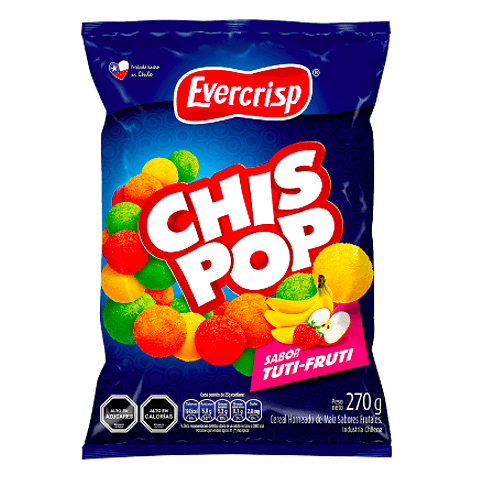 CHIS POP - 270GR