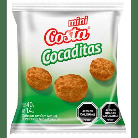 GALLETA MINI COSTA VARIEDADES - 5 UNIDADES
