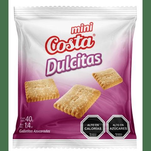 GALLETA MINI COSTA VARIEDADES - 40GR