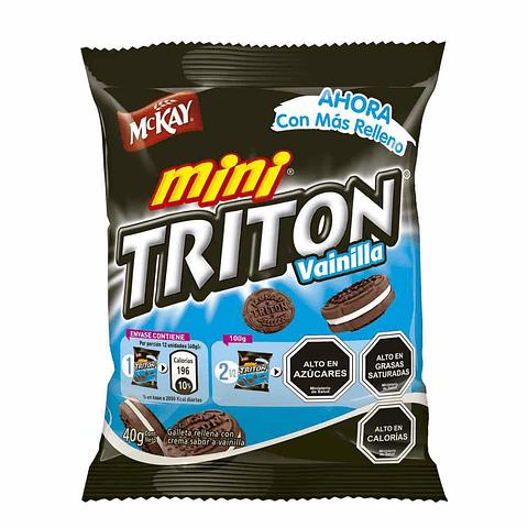GALLETA MINI TRITON - 40GR