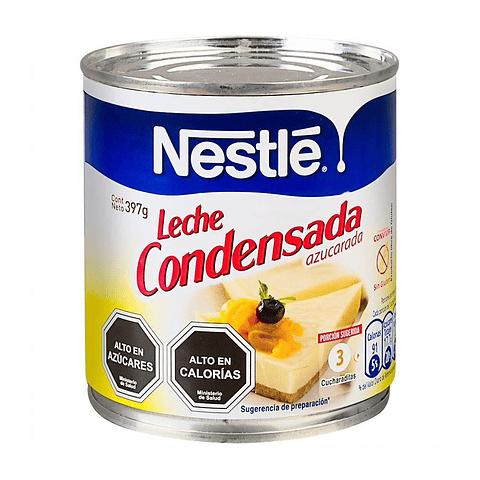LECHE CONDENSADA - 397GR