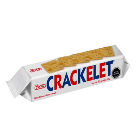 GALLETA CRACKELET - 85GR