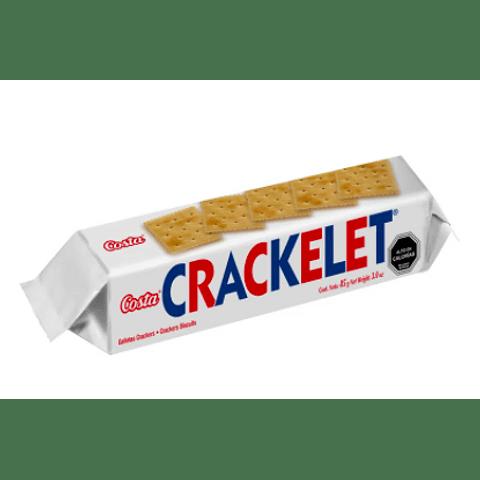 GALLETA CRACKELET - 85GR