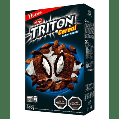 CEREAL TRITON - 360GR