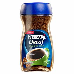 CAFÉ DESCAFEINADO - 170GR