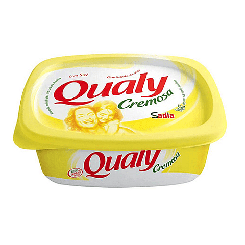 MARGARINA QUALY - 250GR
