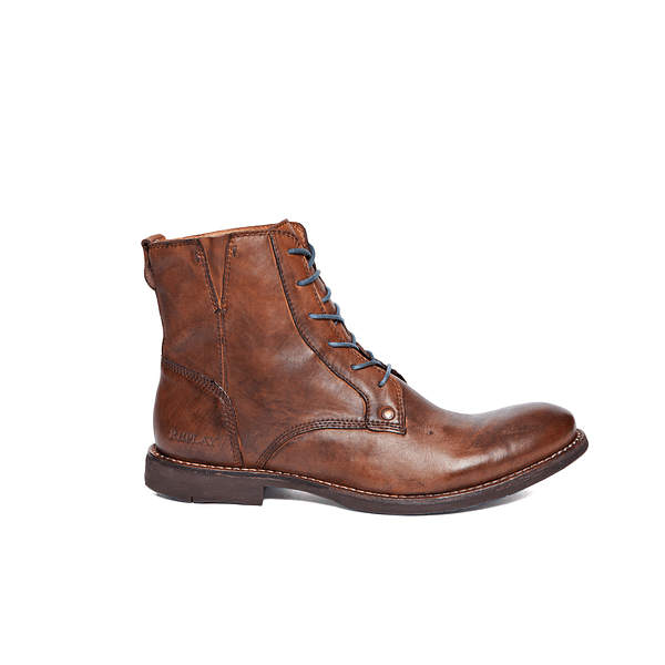 Rockport Boots, Hill Top Worn Leather