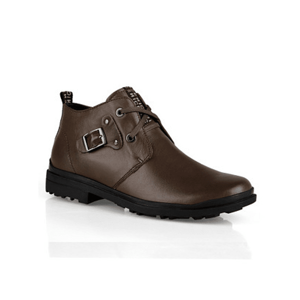 Armani Jeans Shoes, Wax Leather Boots