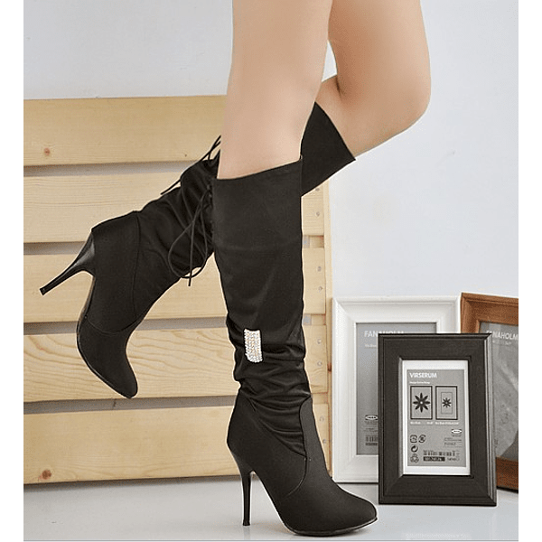 Fergalicious Shoes, High Heels Boots