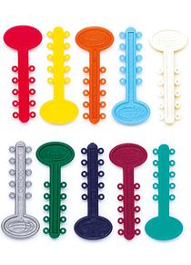 TP Ligaduras Elastomericas Ministix Mix Colores