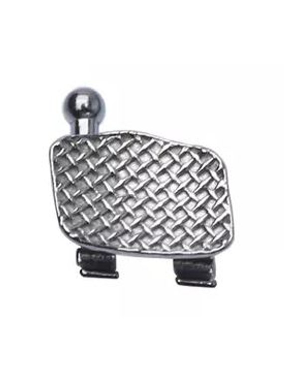 ICL Bracket Metalico Silver Iclassic
