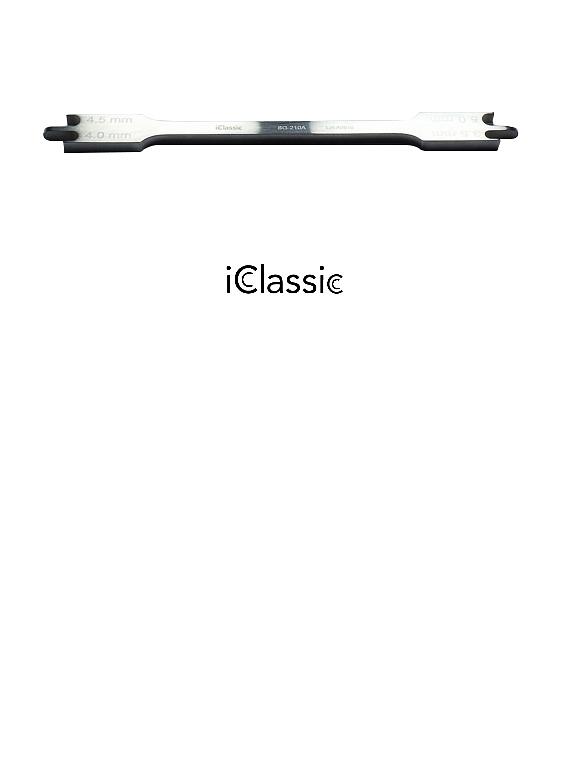 Posicionador brackets Altura