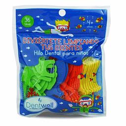 Hilo Dental Para Niños.